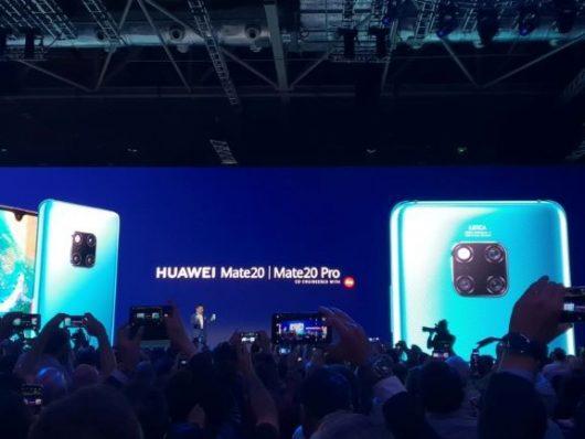 Nova serija Huawei Mate 20