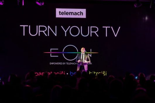 Telemach EON Smart Box