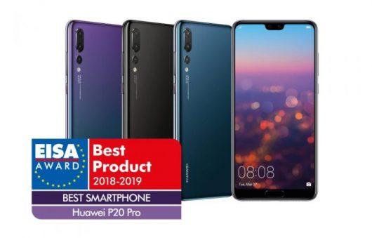 Laskavi naslov za Huawei P20Pro