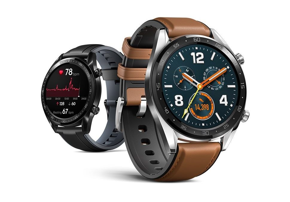 Huawei Watch GT in Band 3 Pro