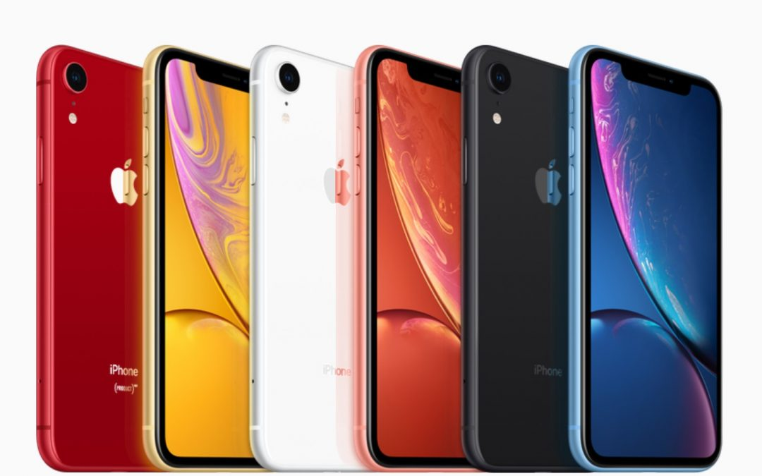 Pričetek prodaje iPhone XR