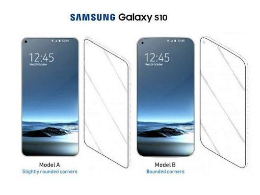 Prvi obrisi Galaxya S 10