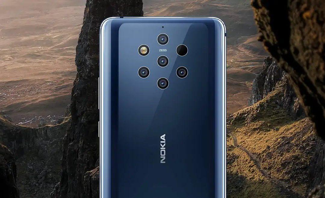 Prvi telefon s petimi kamerami: Nokia 9 PureView