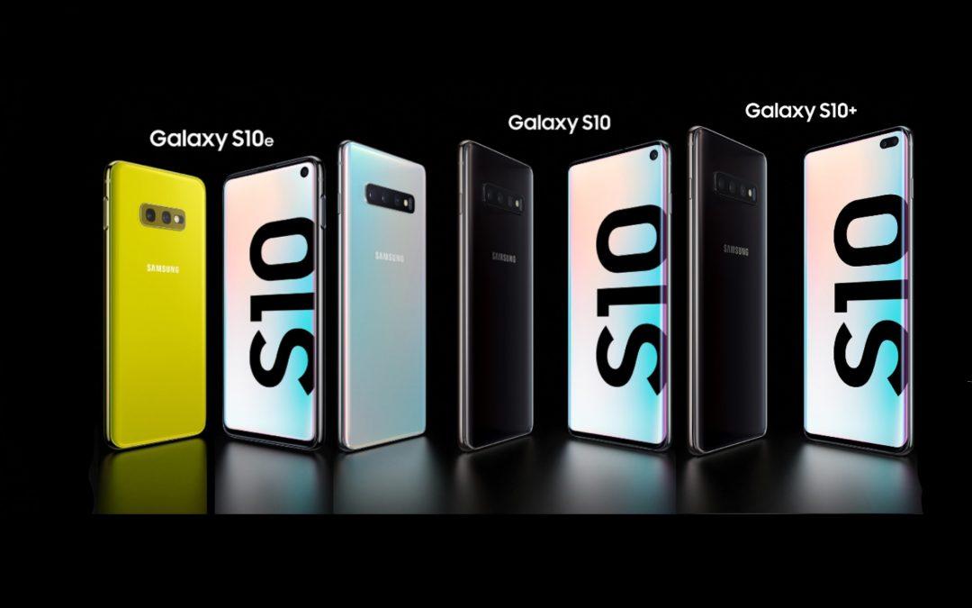 Samsung predstavil kar 5 novih mobilnikov