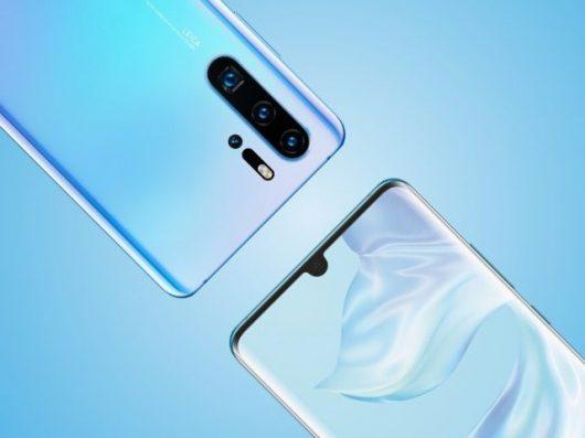 Prihaja prenovljena Huawei P serija