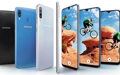 Ugodnejši modeli Samsung Galaxy: A10, A30 in A50