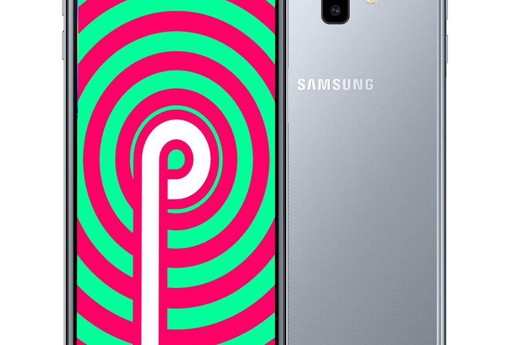 Android 9 Pie za Galaxy J4+ in J6+