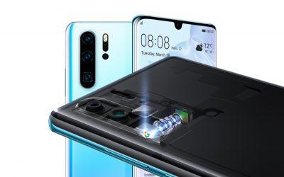 Kamere Huawei P30 Pro