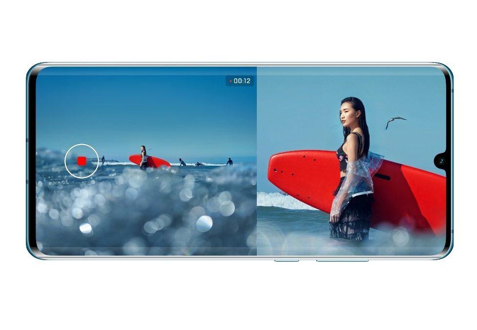 Nova funkcionalnost Huawei P30 in P30 Pro