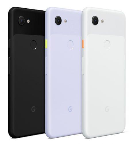 Google Pixel 3a in 3a XL