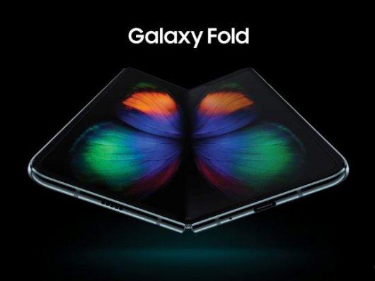 Samsung Galaxy Fold končno na trgu