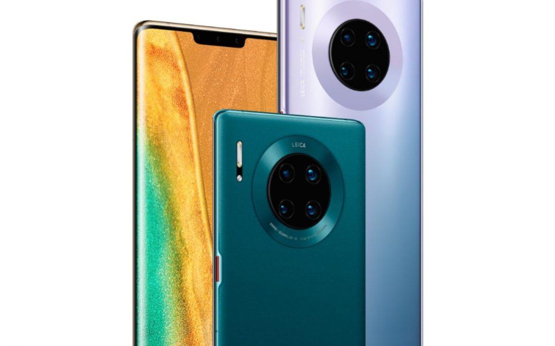 Huawei serija Mate 30