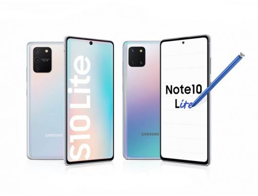 Galaxy S10 Lite in Note10 Lite