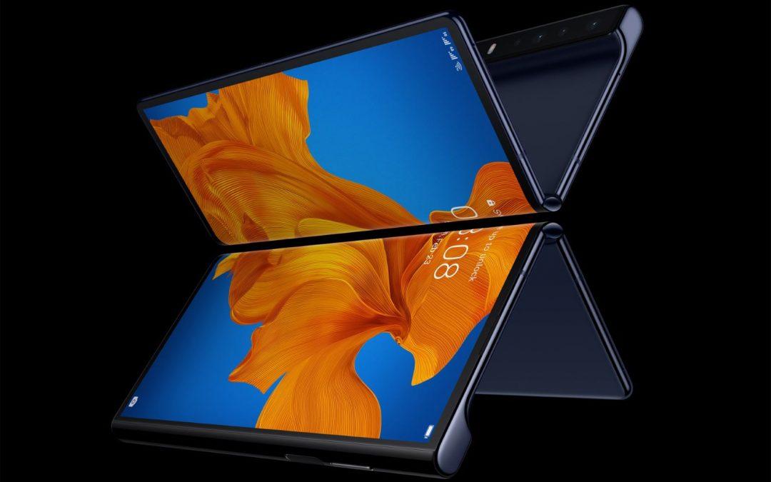 Zložljiv pametni telefon Huawei Mate Xs