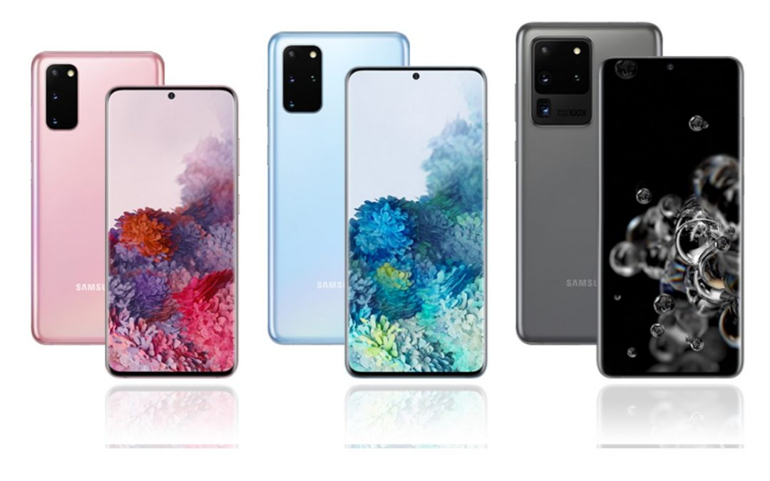 Težko pričakovani Samsung Galaxy S20