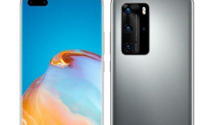 Huawei P40 Pro na vrhu lestvice DxOMark