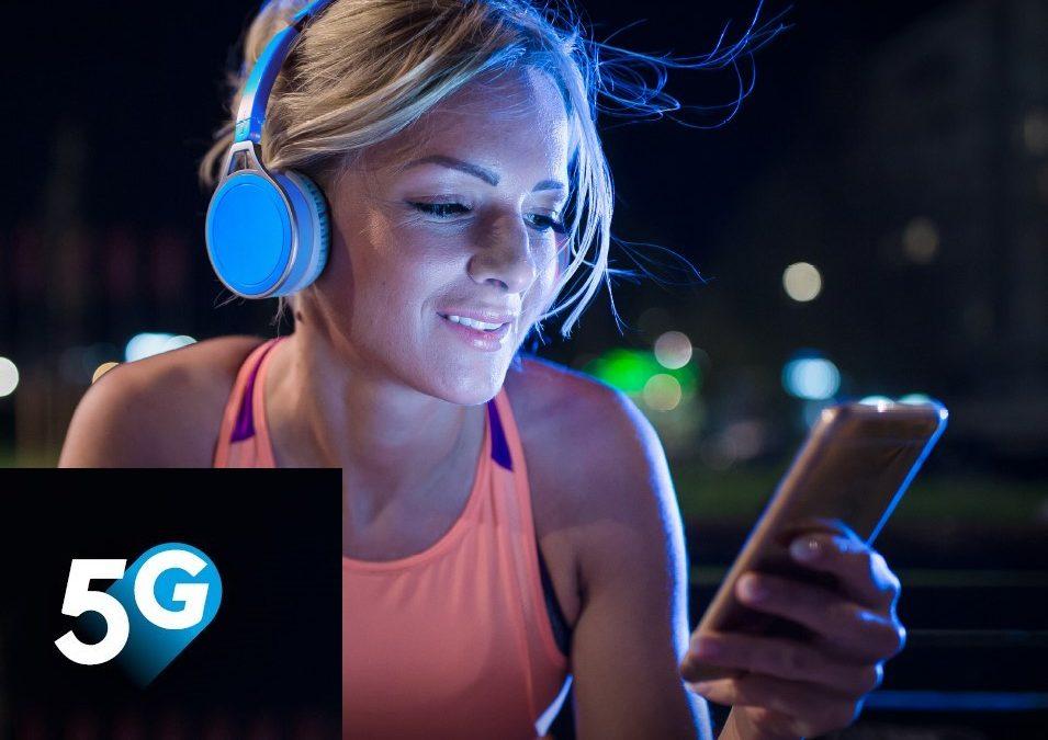 Telekom Slovenije s prvim komercialnim omrežjem 5G