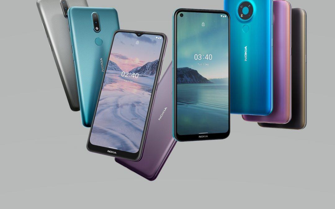 Nokia 2.4 in 3.4