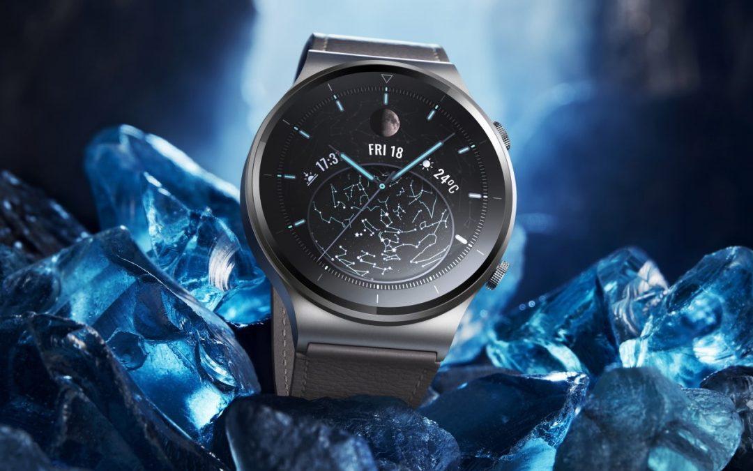 Premijska pametna ura Huawei Watch GT 2 Pro