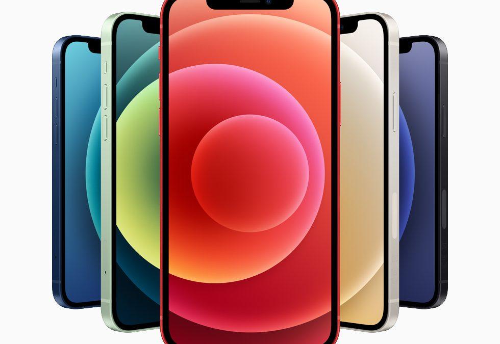 Nova serija iPhone 12