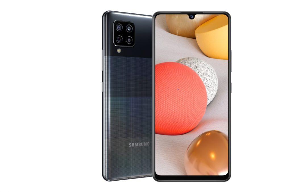 Galaxy A42 5G – najdostopnejši Samsung 5G
