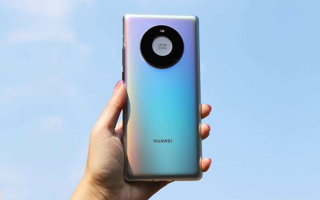 Mate 40 Pro najbolj zelen Huaweiev telefon