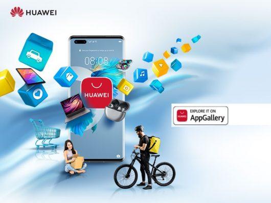 Huawei spodbuja ponudnike aplikacij