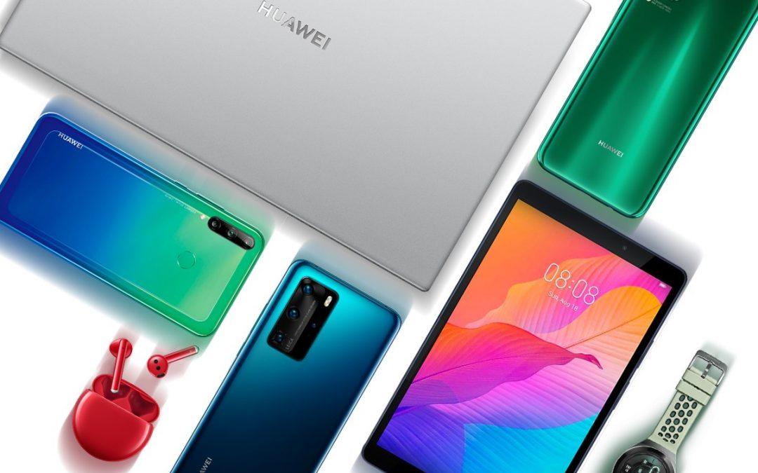 Huawei s podaljšano garancijo in brezplačno poštnino