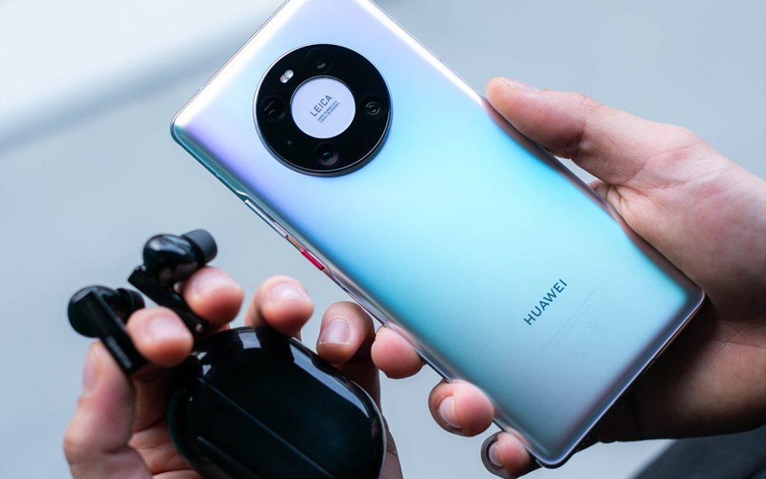 Huawei Mate 40 Pro v prednaročilu s posebnim presenečenjem