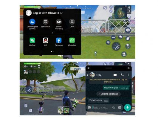 Huawei z vrhunsko igralniško izkušnjo v okolju EMUI 11