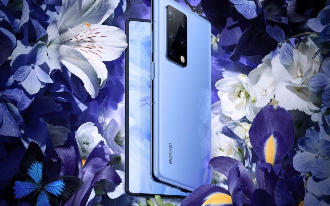 Naslednja generacija zložljivih telefonov Huawei – Mate X2