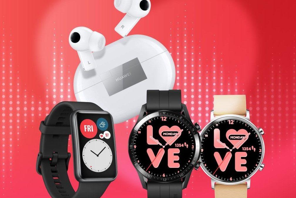 Valentinova Huawei ponudba