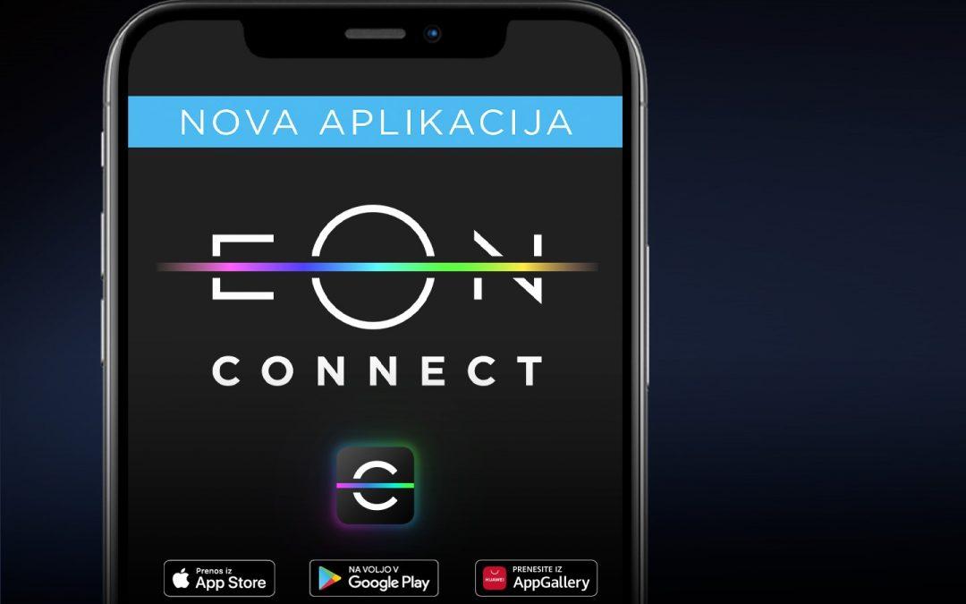 Telemachova aplikacija za internetno varnost – EON Connect