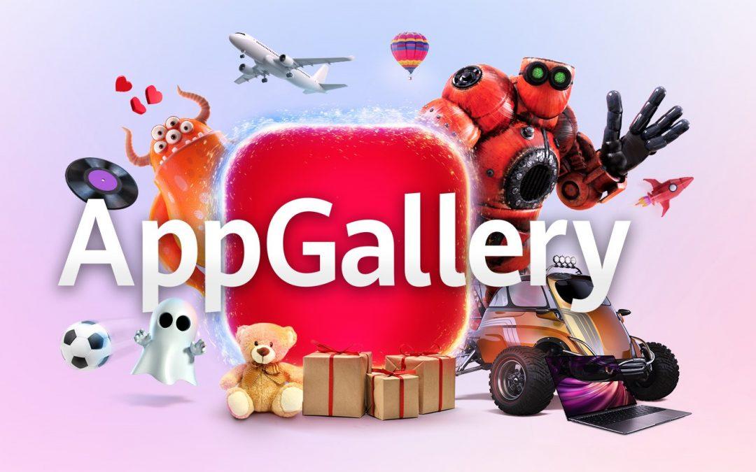 Uspešno leto za Huawei AppGallery
