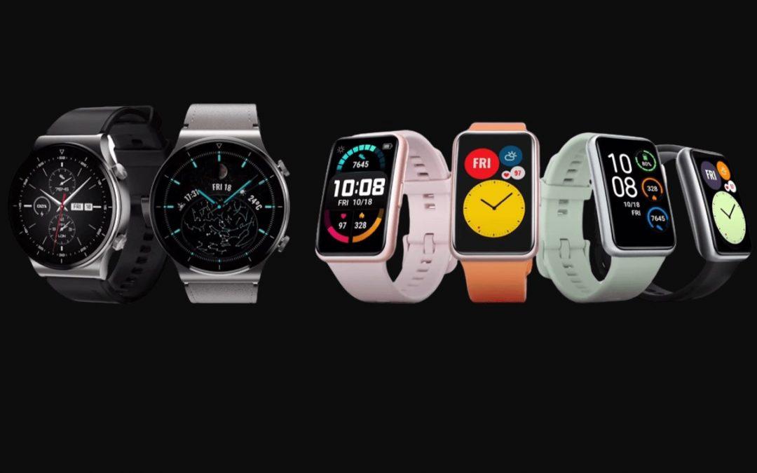 Huawei z največjim tržnim deležem pametnih zapestnih naprav