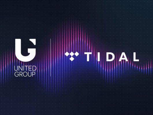 United Group z dostopom do glasbene platforme TIDAL