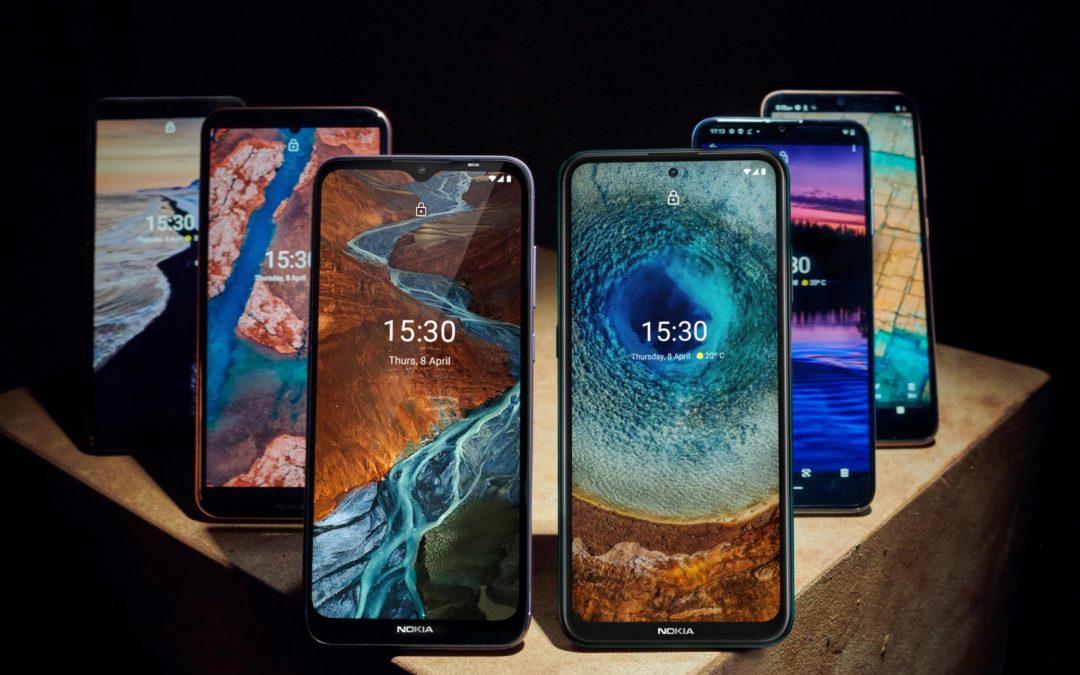 Nokia uvaja nov portfelj