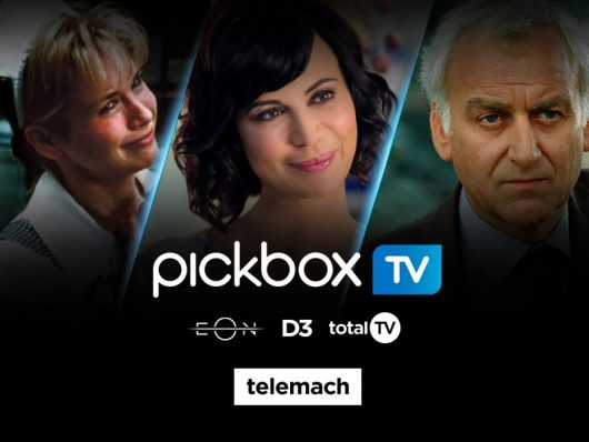 Telemach s Pickbox TV