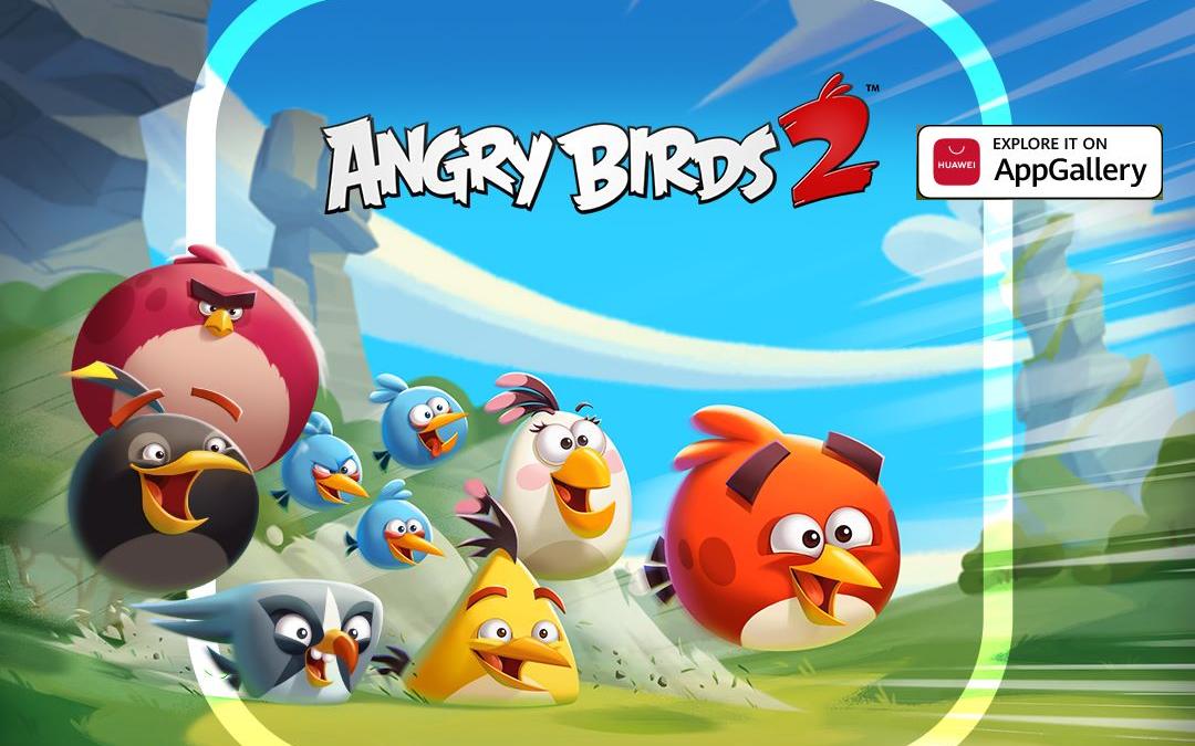 Angry Birds 2 sedaj na voljo v trgovini AppGallery