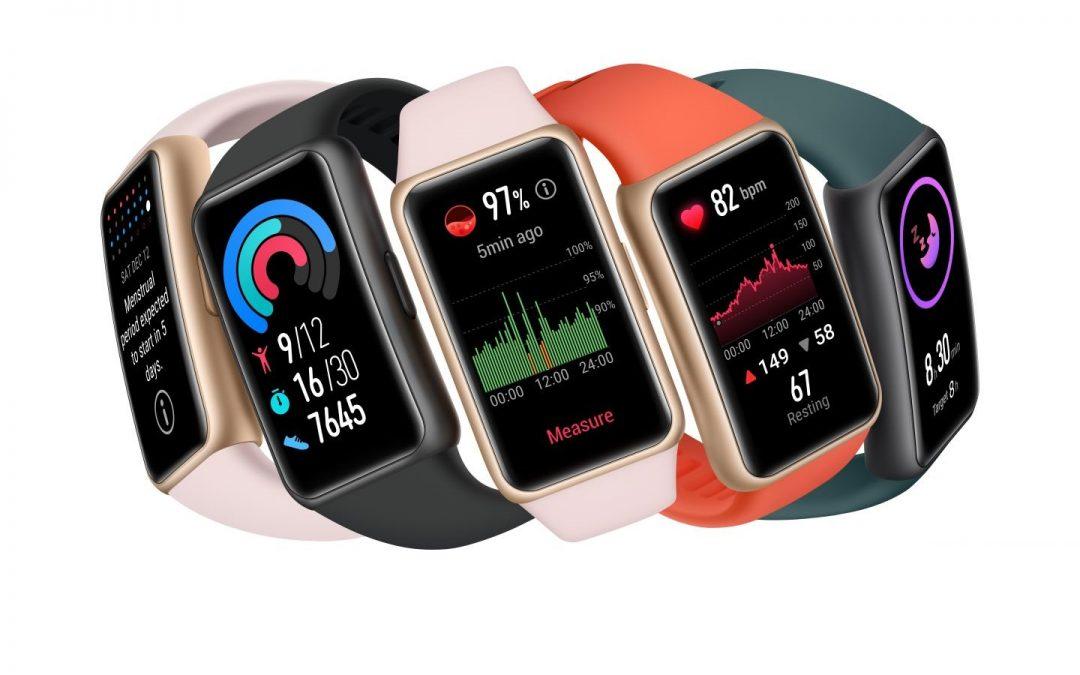 Huawei Band 6 z novo izkušnjo nadzorovanja zdravja