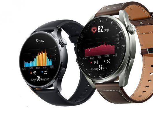 Huawei Watch 3 že v Sloveniji, ob prednaročilu prejmete odlično darilo