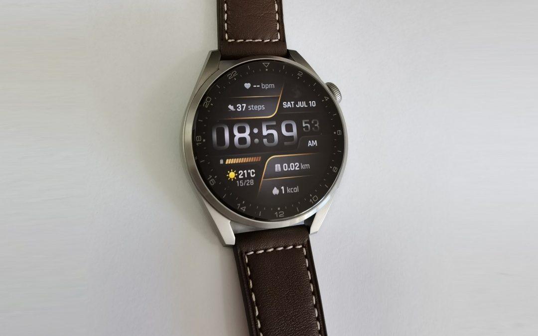 Na testu:Huawei watch 3 – uporabniška izkušnja naslednje generacije