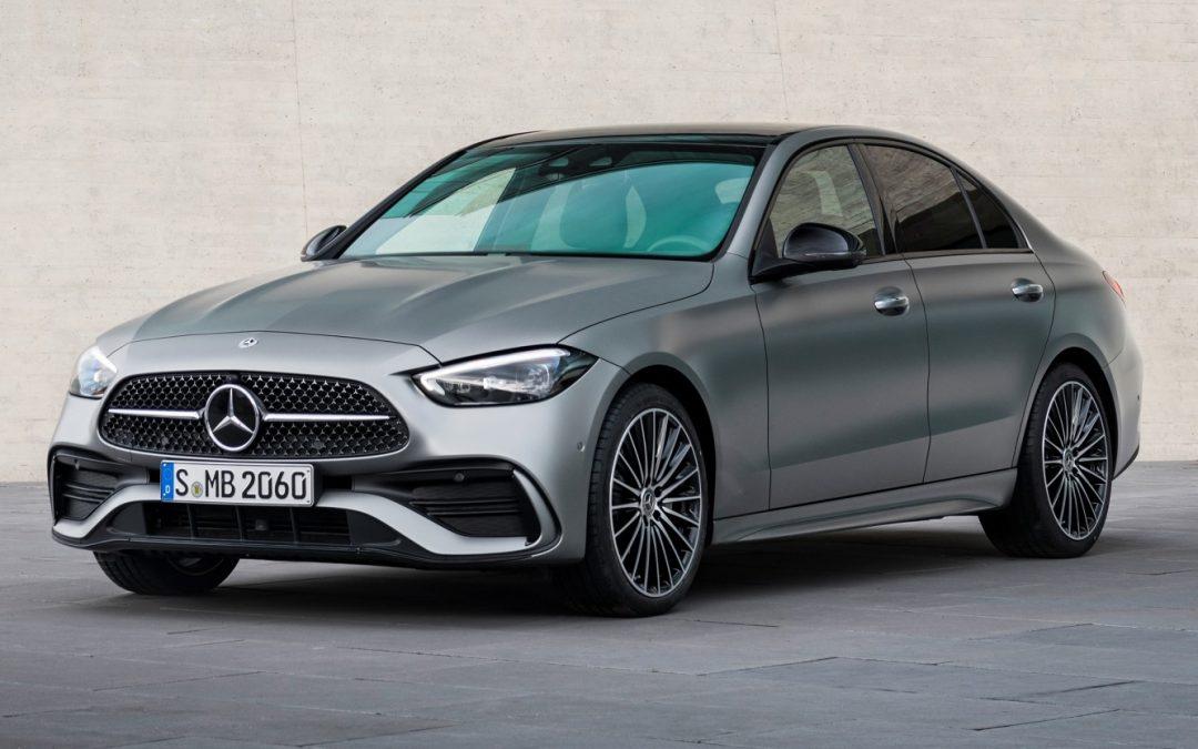 Novi tehnološko napredni razred Mercedes-Benz C